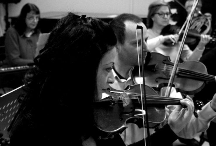 Archi Orchestra Aperta Istituto musicale Corelli