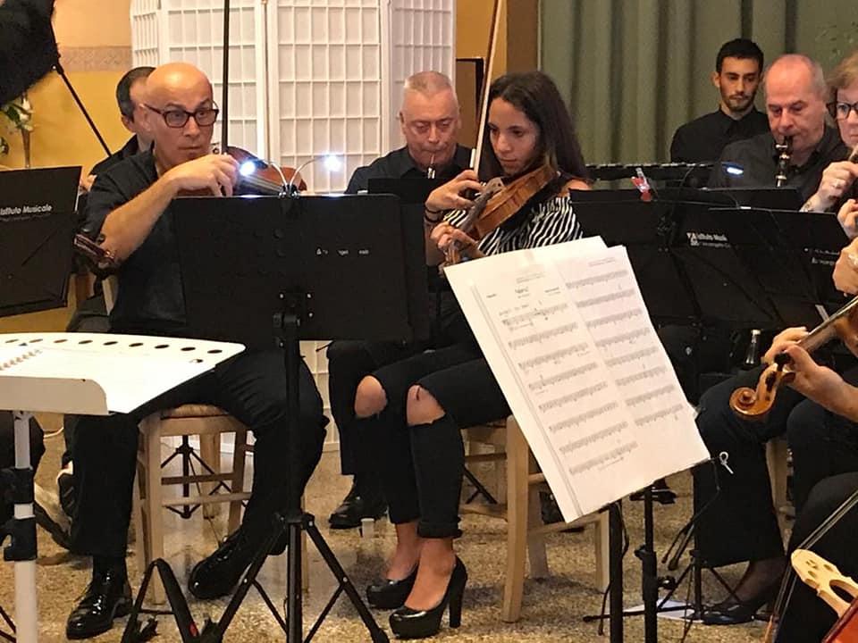 Generazioni insieme in orchestra