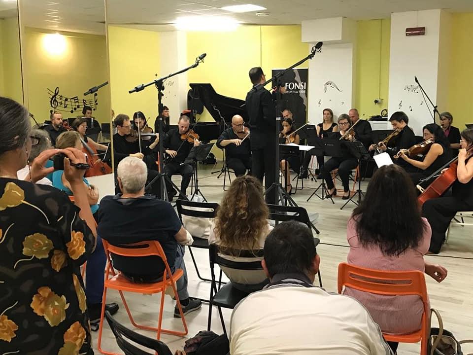 Orchestra Aperta Istituto Musicale Arcangelo Corelli in concerto