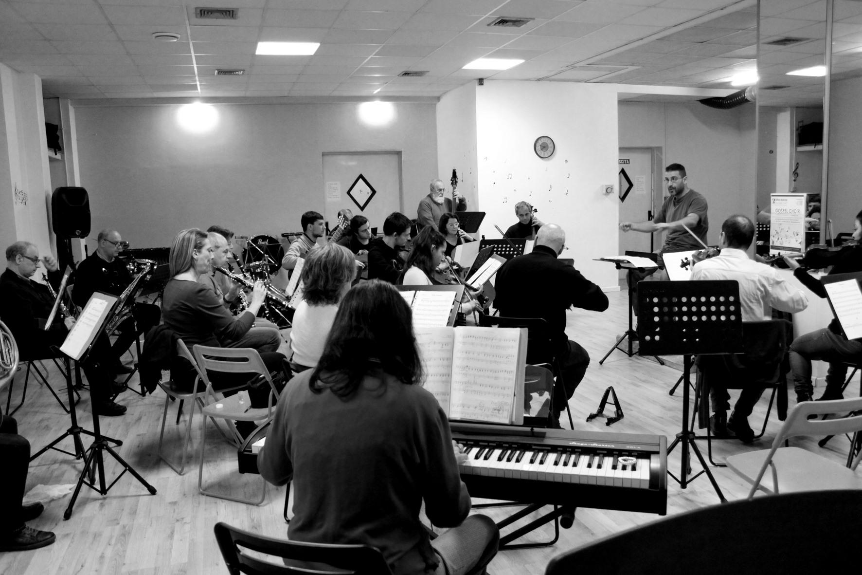 Prove Roma Orchestra Aperta