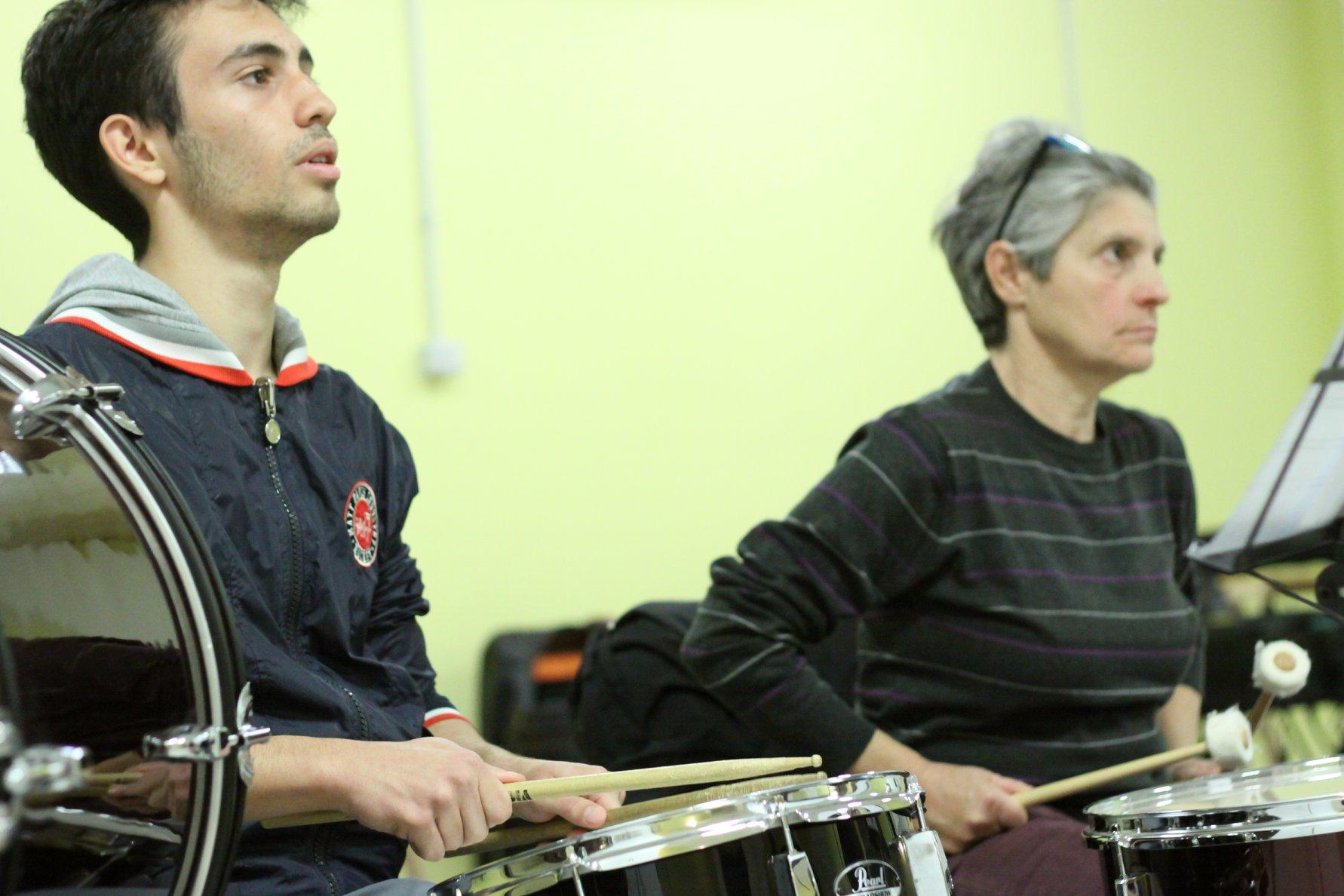 Laboratorio percussioni