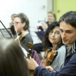 Scuola di Musica Roma | Momenti in orchestra aperta all'Istituto musicale Corelli