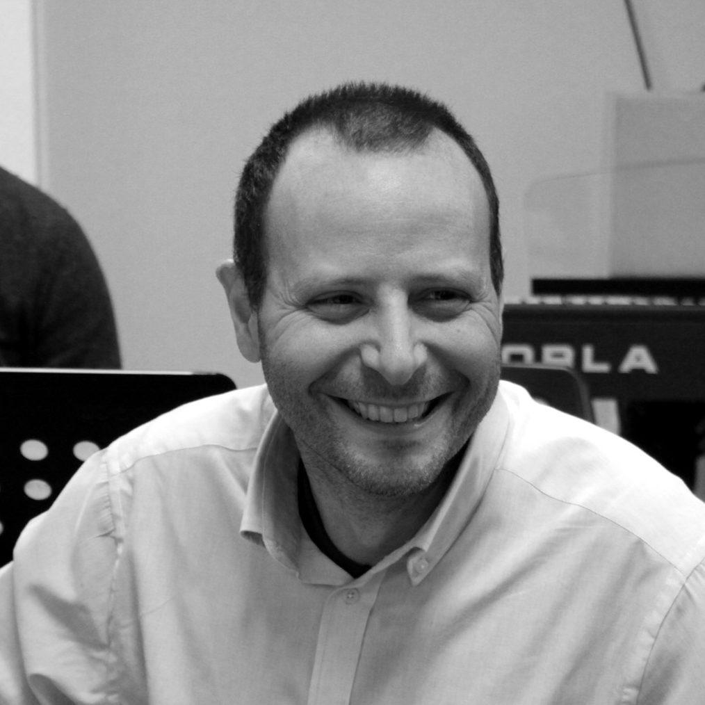 Antonello Bucca insegnante di violino