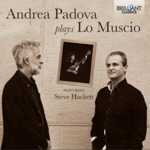 Andrea Padova plays Lo Muscio Cd