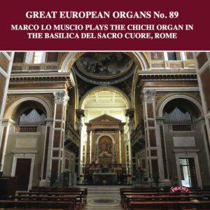 Priory Records Great European Organs N.89 Cd