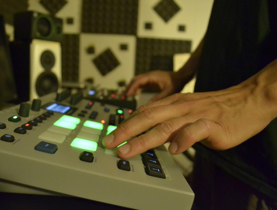 Federico Ripanti insegnante di musica elettronica