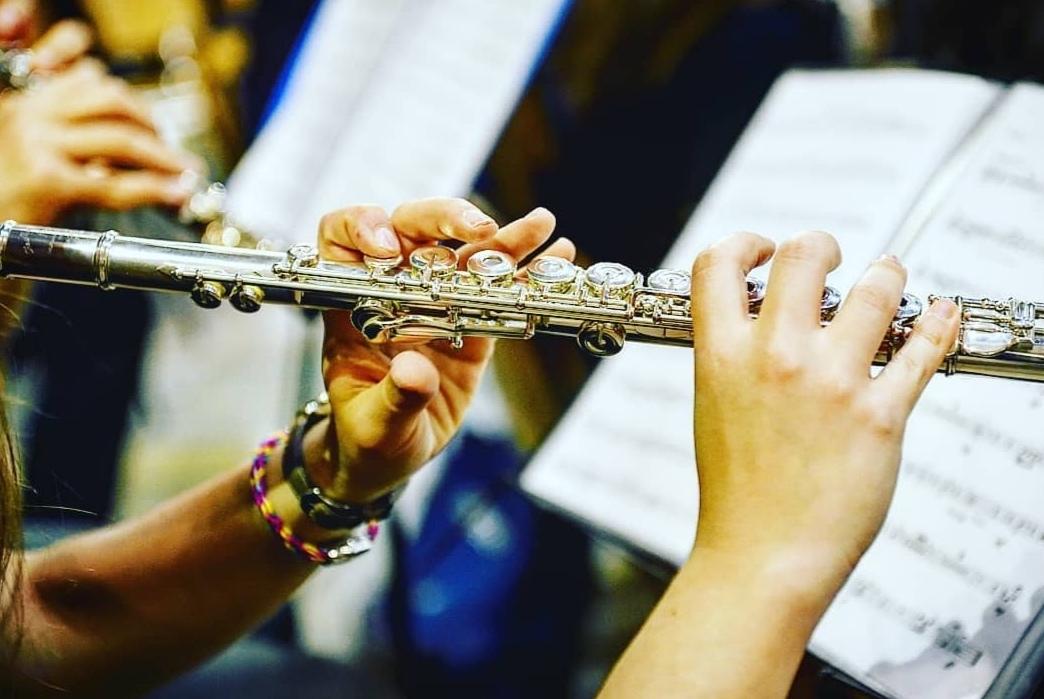 Corso di flauto traverso a Roma