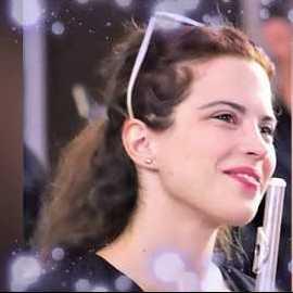 Isabel Mutalipassi insegnante di flauto traverso