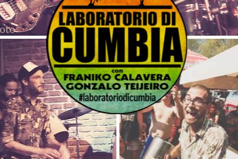 Laboratorio di Cumbia a Roma