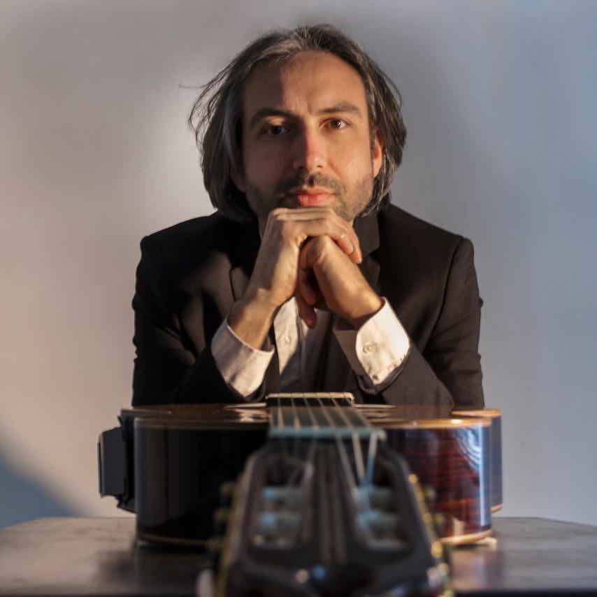 Marco Giannoni insegnante corso di chitarra