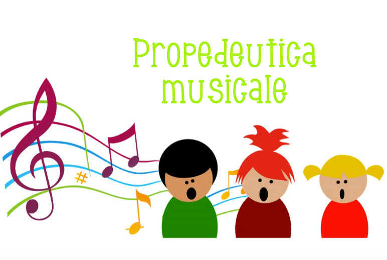 Propedeutica musicale | Corsi di musica per bambini da 0 a 5 anni
