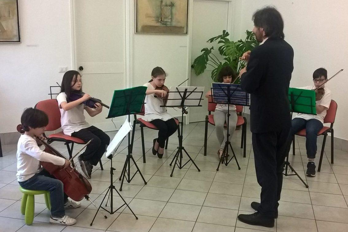Orchestra per bambini e ragazzi