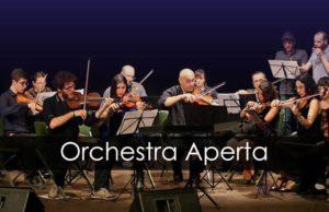 LlOrchestra Aperta dell'Istituto musicale Corelli in concerto