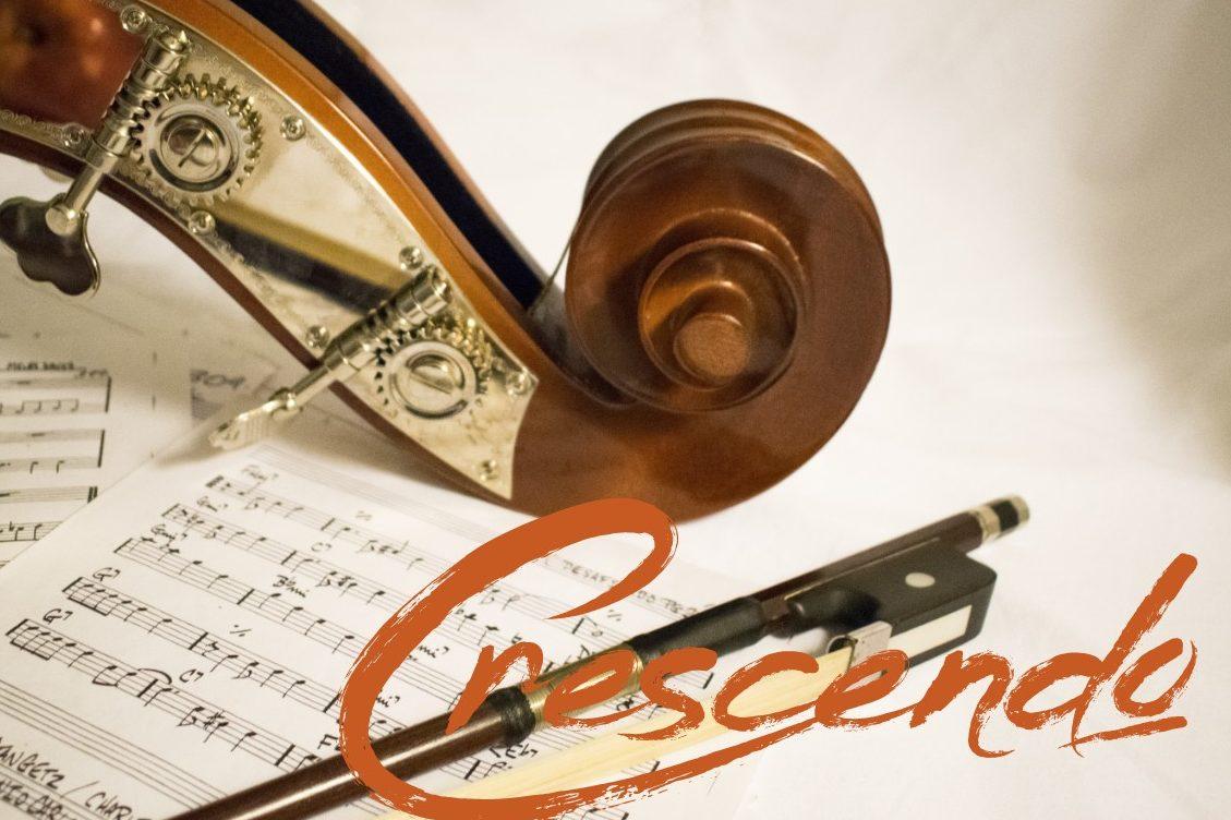 Progetto orchestra didattica Crescendo per classi di strumento