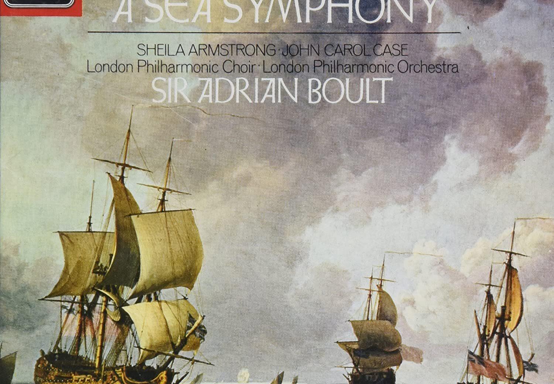 Il mare nella musica classica - A Sea Symphony di Vaughna Williams
