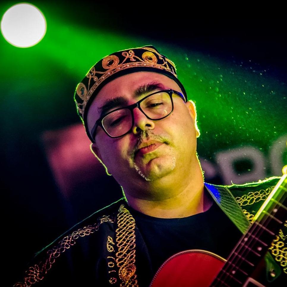 Alberto Sorrentino chitarra