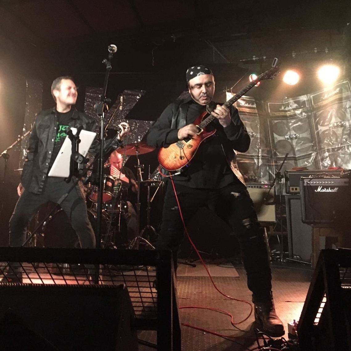Corso di chitarra rock blues heavy metal con Alberto Sorrentino