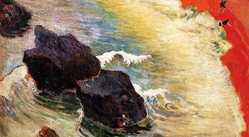 L'Onda di Paul Gauguin