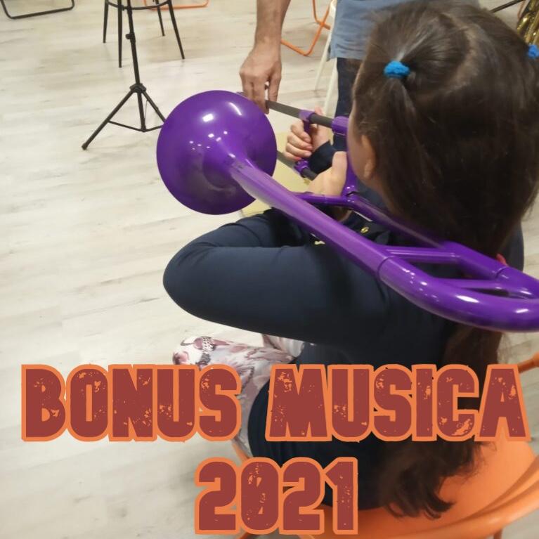 Bonus Musica 2021