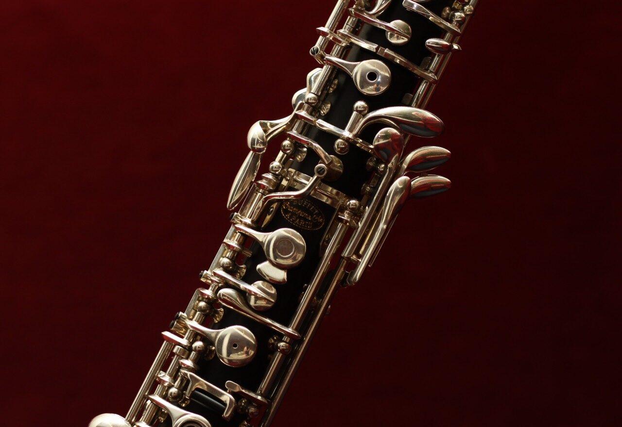Corso di oboe Roma | Corpo centrale dello strumento