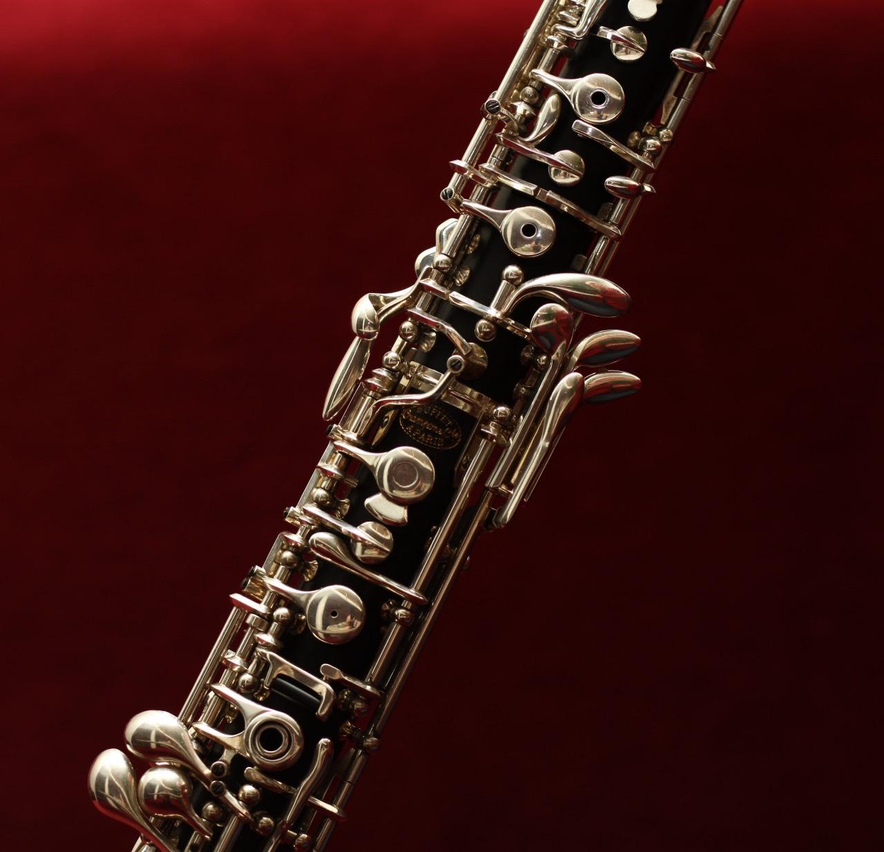 Corso di oboe Roma   Corpo centrale dello strumento