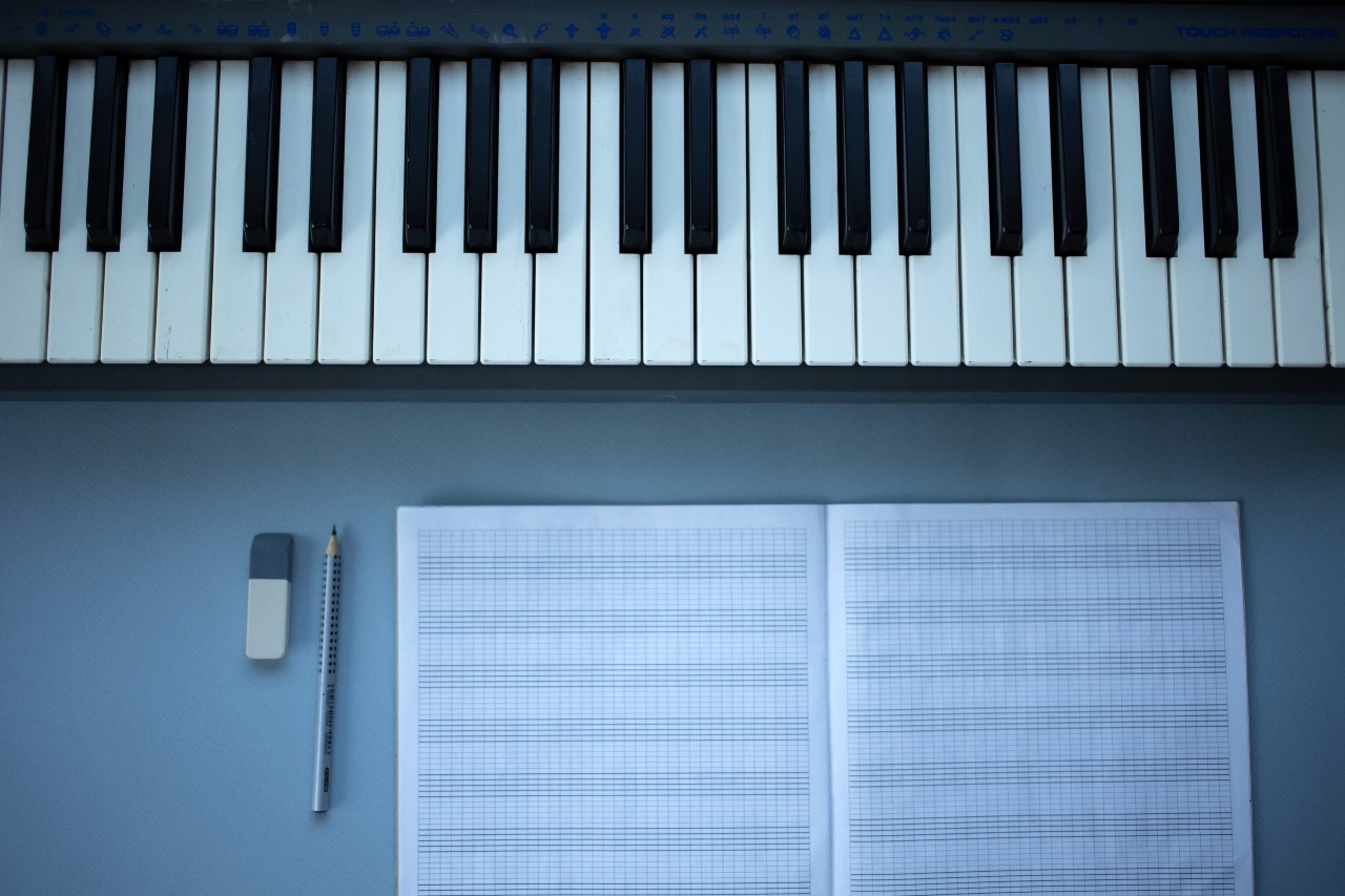 Tastiera 88 tasti pesati