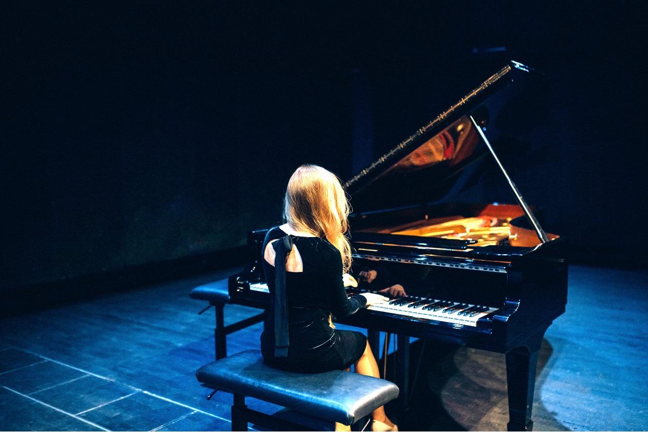 Pianista in concerto